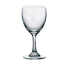 240ml bleifreies Kristallweißes Weinglas