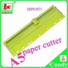 Cortador de guilhotina de papel pequeno, cortador de papel tamanho a3