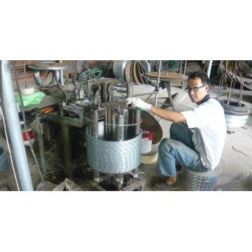 Stainless Woven Steel Wire Rope Mesh