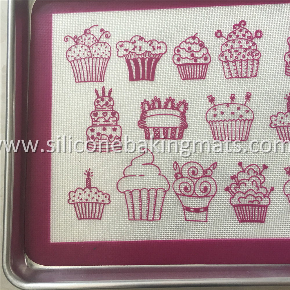 Aluminum Baking Pan Mat Sets