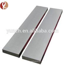 Fonte de China fabricante cimentado carboneto de tungstênio barra plana