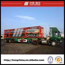 Tanque de aço inoxidável, recipiente especial feita na China em Seelling