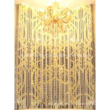 Золотая мозаика, фоновая настенная плитка, узорная мозаика (HMP649)