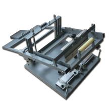Für Schalen / Flaschen / Stifte Manuelle Zylinder Siebdruckmaschine