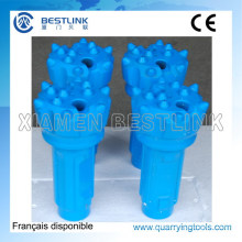 Low Air Pressure CIR Series DTH Button Drill Bits