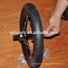 12 inch tricycle two front wheel
