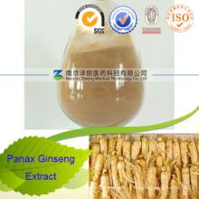 Panax Extracto de Raiz de Ginseng em Bebidas Energéticas