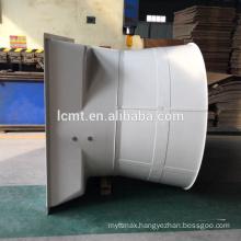 New design negative pressure ventilation fan for poultry farm