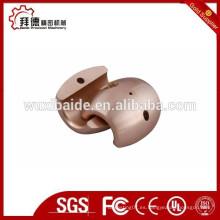 Piezas de la maquinaria del cnc del latón del acero inoxidable del aluminio, piezas del mecanizado del cnc, piezas del torno del cnc