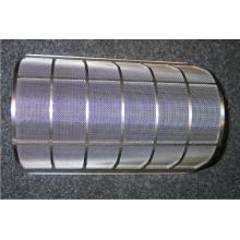 Tela de perfuração / cartucho de filtro