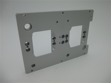 A5052 Aluminum Conventional Milling