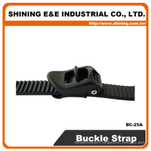 BC25A-BL15A Micro Adjustable Mountable Quick Buckle Tie