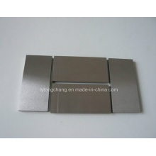 Hight qualidade laminada W-1 99.95% tungstênio polonês folha GB/T3875-83