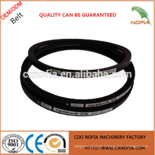 Small rubber belts from China supplier