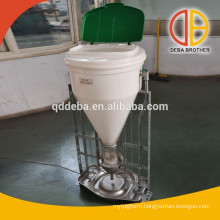 Dry wet feeder for pig DeBa pig equipment 2016 popular pig feed