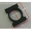 25mm Aluminiumrohrschellen Verschlussrohr
