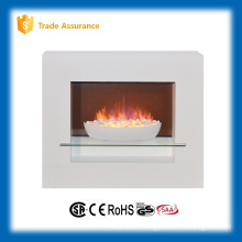 2016 new design bowl style imitation fire electric fireplace freestanding
