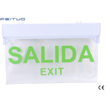 Exit Sign, Emergency Light, Emergency Exit Sign, Exit Light, Salida