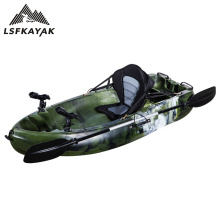 Comfort Comes Easy On The Ripper For Single Fishing Kayak