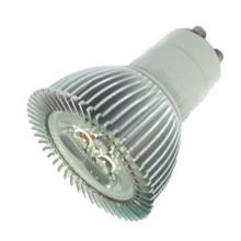 2014 3W 3pcs llevó la lámpara del punto MR16GU10