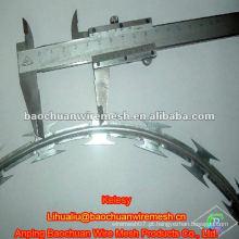 BTO-30 zincado prisão barreira rede guardrail