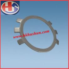 Support de pièces d'estampage perforé en métal OEM ODM (HS-LF-0010)