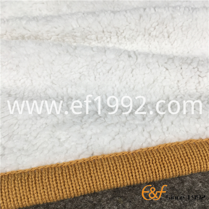 winter knitted throw blanket