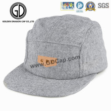 2016 Cool Design Gray Wool High Quality Snapback Camper Cap