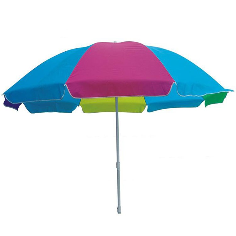 Popular Digital Printing folding custom beach umbrella12