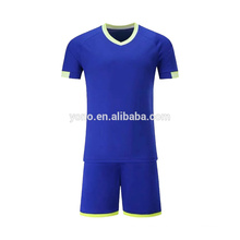 2017 new custom your own team football jersey wholesale training soccer wear jersey