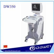 Trolley-Ultraschallgerät für DW350 voll digitale medizinische Ultraschall-Scan-Maschine