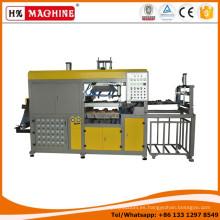 Máquina de fabricación de envases de comida rápida desechable PS Foam