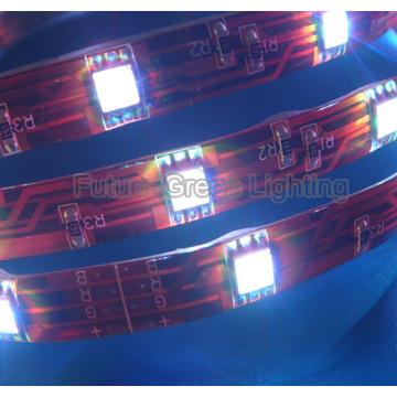 Iluminação flexível da tira do diodo emissor de luz