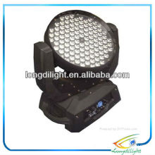 108 * 3W RGBW WASH LED PRO Beweglicher Kopf