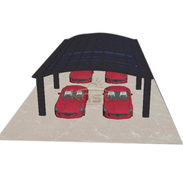 SmokingShelter Sale Car Shed Canopy Cochera de pendiente única