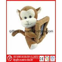 Cute Soft Plush Monkey Toy Photo Frame