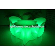 Sofá do diodo emissor de luz da mudança da multi cor