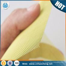 Malla de alambre de malla de latón de alta calidad 120 para la pulsera que hace el accesorio de la joyería del collar