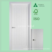 White Timer Lacquer Finish Internal Door Wooden