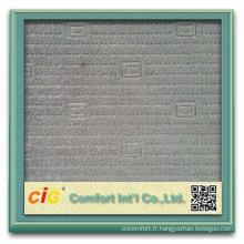 Nouveau matériel de gravure de vente chaude de mode de conception pour la tapisserie d'ameublement de voiture