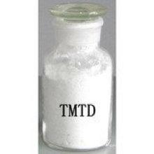 Acelerador de Borracha Tetramethyl Thiuram Disulfide Tmtd (TT, TMT)