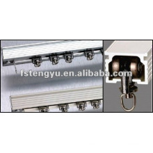 new design industrial curtain track carrier