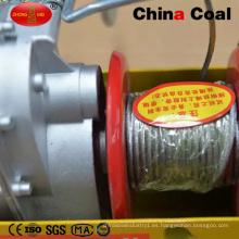 China Top 10 Maker 220V cadena Mini polipasto eléctrico del alzamiento