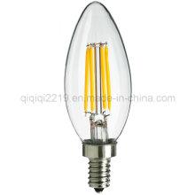 3.5 Вт наконечник 35мм свечи светодиодные лампы накаливания