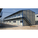 K Style Prefabricated House (M1)