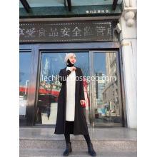 Black Thin section Dust coat