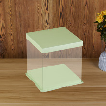cake box packaging cake box plastic