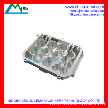 Low Price Aluminum Filter Machining Part