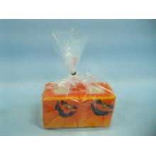 Artesanato de cerâmica de forma de vela de Halloween (loe2369-9z)