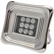 Weiches LED-Solar-Flutlicht für quadratische